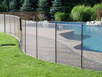 Original Guardian Pool Fence System