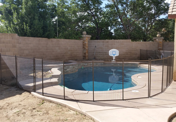 Pool Fence Installers Fresno