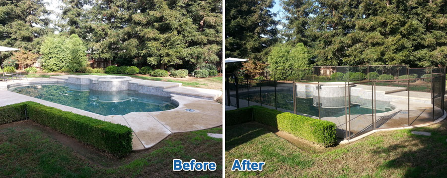 In-House Pool Fence Experts