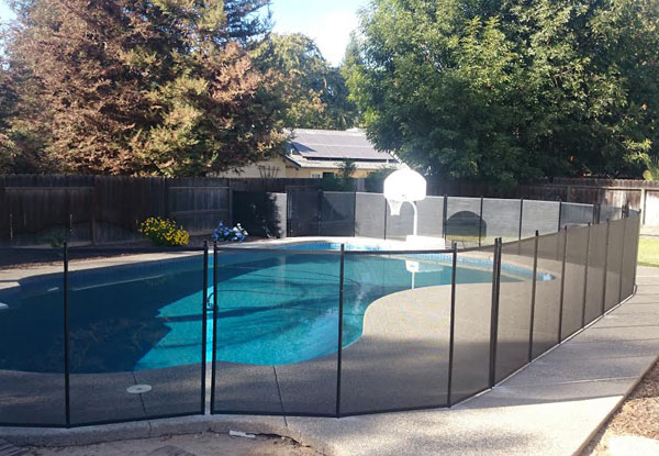 Temporary Pool Fencing Clovis