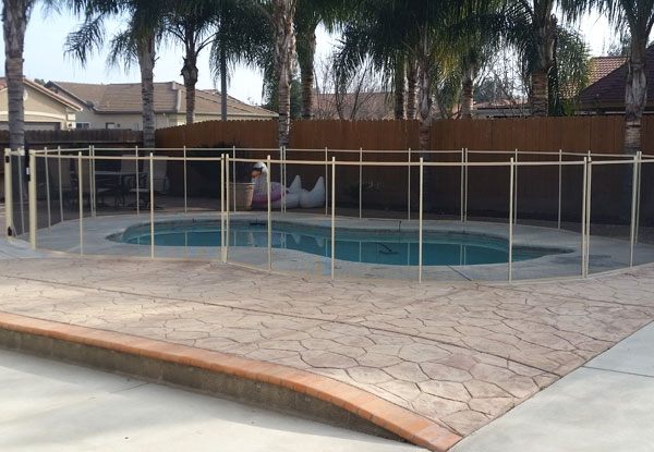 Pool Enclosure in Tulare, CA