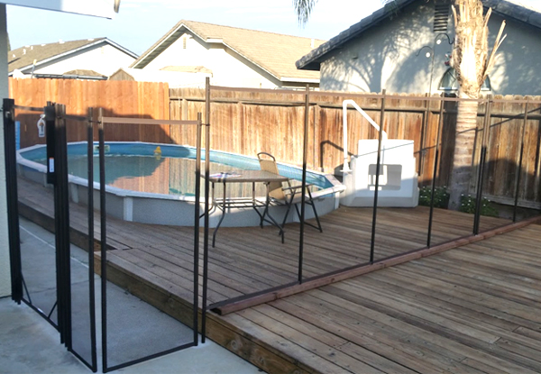 Child Safety Pool Fence