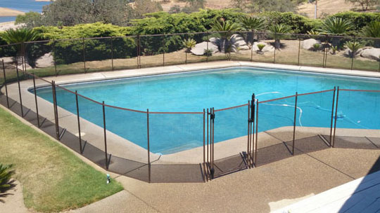 Guardian Removable Pool Fence Systems Ca Fresno
