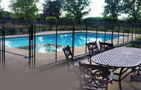 View Guardian Removable Pool Fence Systems Images